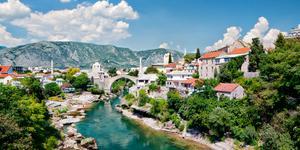 Car Rental in Mostar