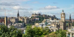 Car Rental in Edinburgh