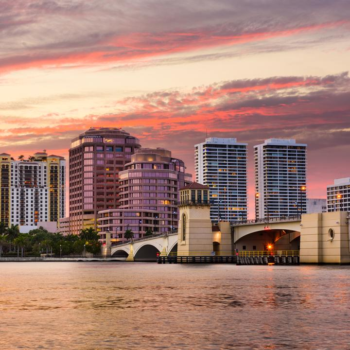 Flights From Seattle To West Palm Beach