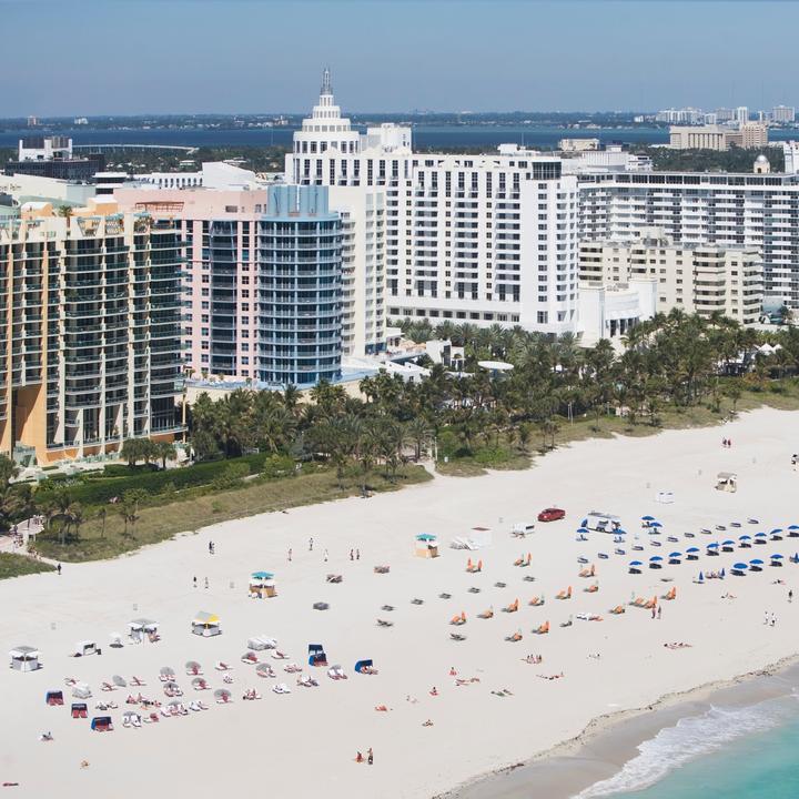 Find Cheap Flights to Miami from 87 USD | momondo
