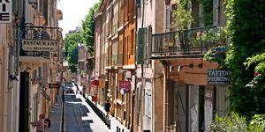 Car Rental in Aix-en-Provence