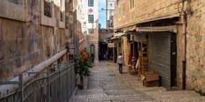 Car Rental in Jerusalem