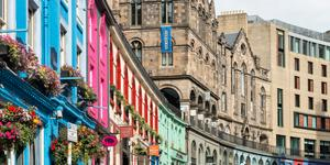 Car Rental in Edinburgh