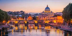 Car Rental in Rome