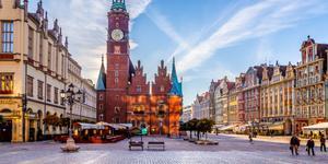 Car Rental in Wroclaw