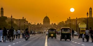 Car Rental in New Delhi
