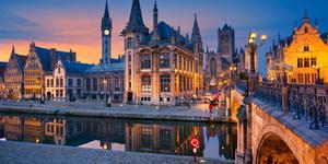 Car Rental in Ghent