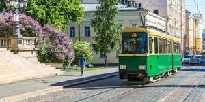 Car Rental in Helsinki