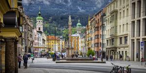 Car Rental in Innsbruck