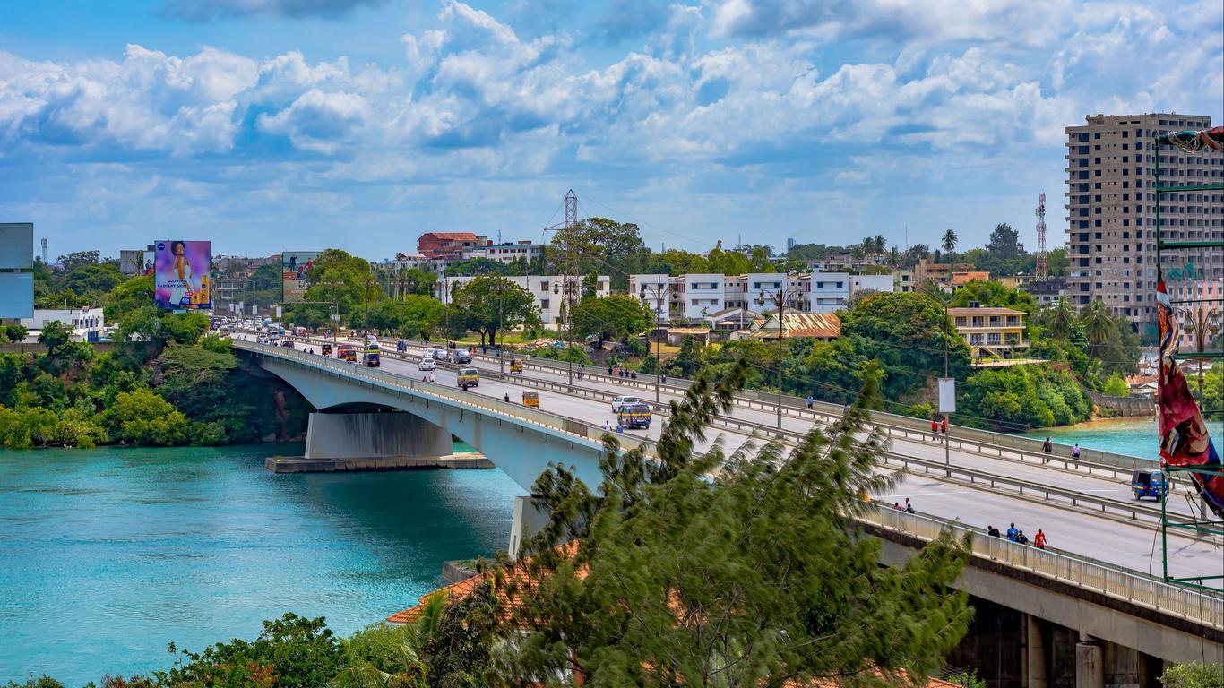 Find Cheap Flights from Munich to Mombasa | momondo