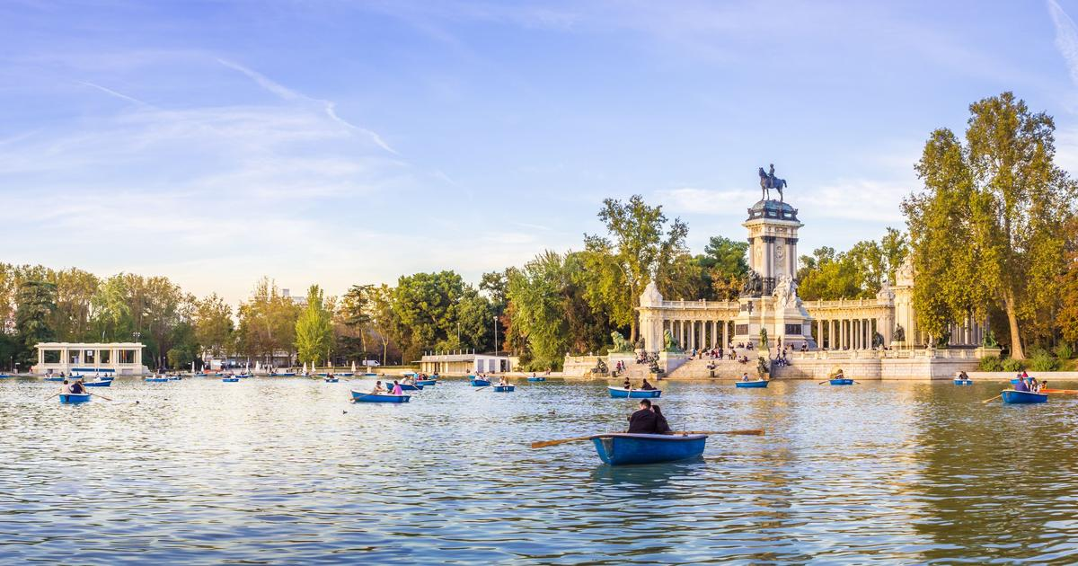 Cheap Car Rentals In Madrid From Just 5 Momondo