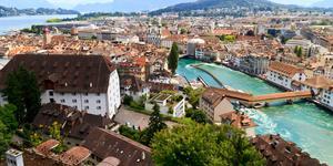 Car Rental in Lucerne