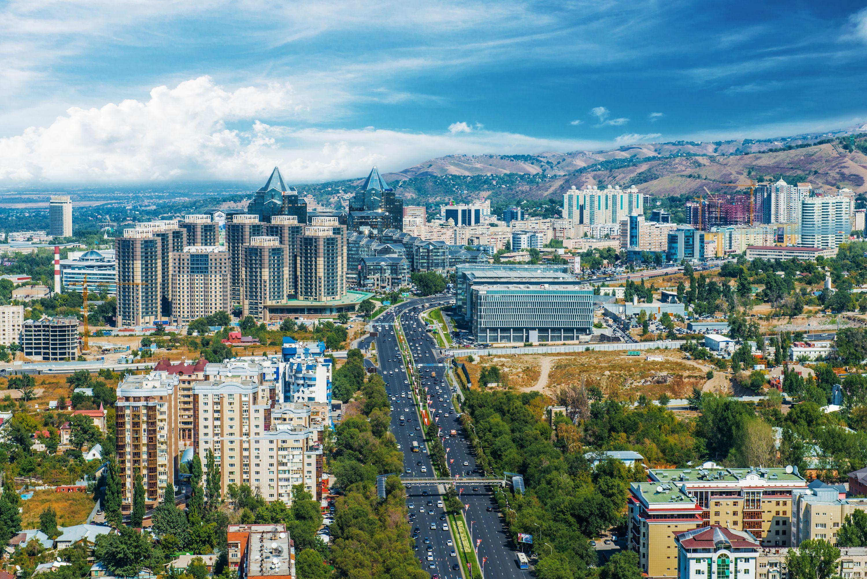 Astana almaty