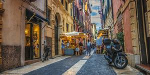 Car Rental in Verona