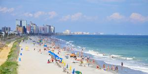 Car Rental in Myrtle Beach