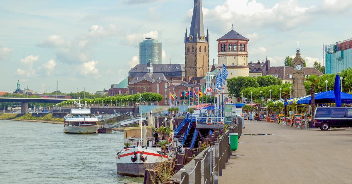 Hotels In Düsseldorf From 18 Find Cheap Düsseldorf Hotels