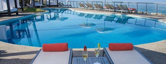 Sunset Plaza Beach Resort Spa In Puerto Vallarta Mexico