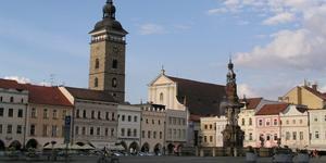 Car Rental in České Budějovice